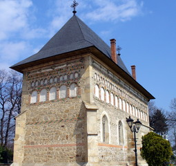 Middle Ages Church