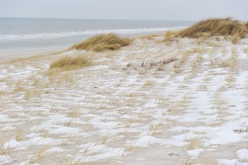 Winterstrand auf Sylt