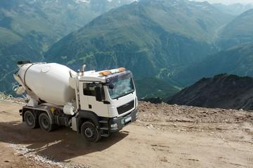Mountain construction