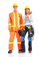 builder workers