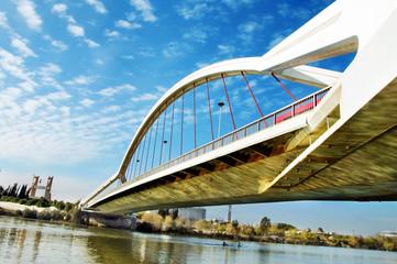Seville bridge