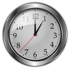 icones boutons horloge