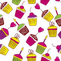Vivid cakes