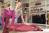 Buying beautiful dresses