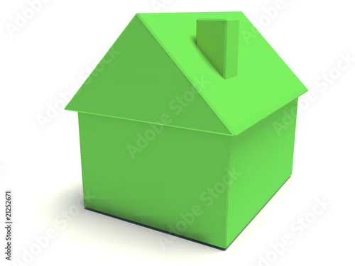 Simple Green House