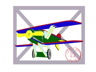 Plane model 1