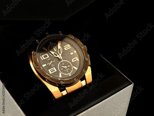 luxury man watch
