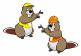 cartoon beavers two