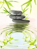 Galets, eau, vent, zen...