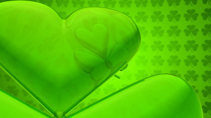Loopable St. Patrick's Day Motion Background