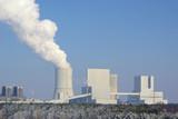 Boxberg Kraftwerk im Winter - power plant Boxberg in winter 03