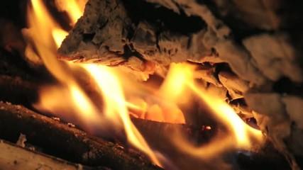 calore ceppo fiamma brace