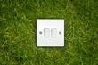 Light switch outside