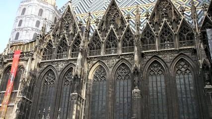 Stephansdom Wien - Detailansicht