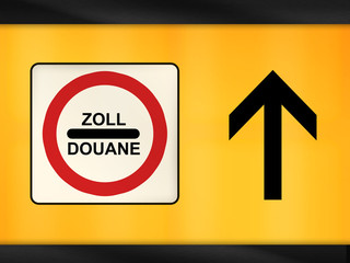 Zoll Douane
