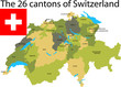 Cantons of Switzerland.