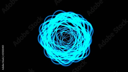 blue coil,electromagnetic power
