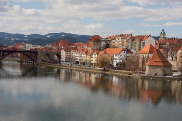 Maribor in Slovenia
