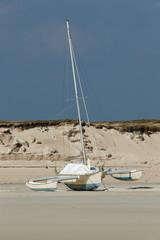 dunes et trimaran