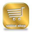 Button Webshop gold
