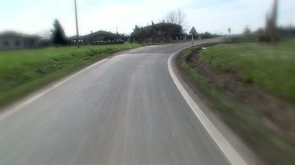 strada campagna