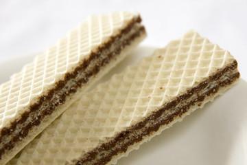 Chocolate-cream sandwich