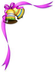 Campane di Pasqua Pasqua-Easter Bells Background-Cloches Paques
