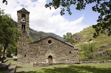 Sant Marti de la Cortinada, Andorra, UNESCO