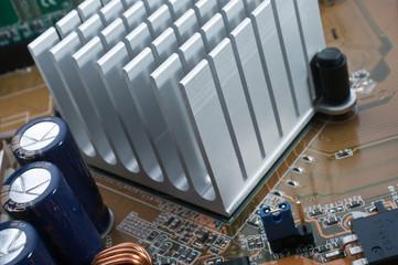 Chipset Radiator
