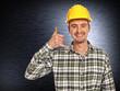 handyman call me gesture