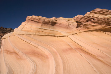 The Wave, Paria canyon