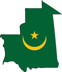 mauritanie géo