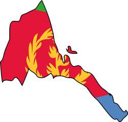 Erythrée géo