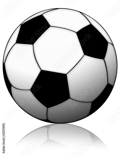 Pallone Calcio-Soccer Ball-Ballon de Football