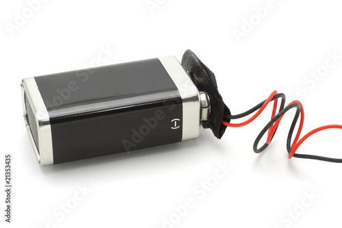 9v battery - 21353435