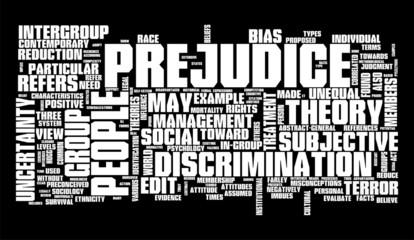Prejudice, Racism, Discrimination