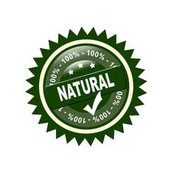 Natural 100%