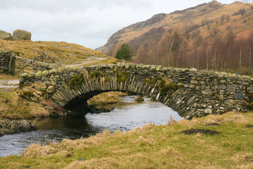 Packhorse Bridge at Watendlath