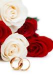 Fototapeta ring - kwiat - Kwiat