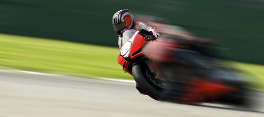 velocità in pista