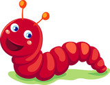 Fototapety worm