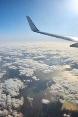 über den Wolken - Meer