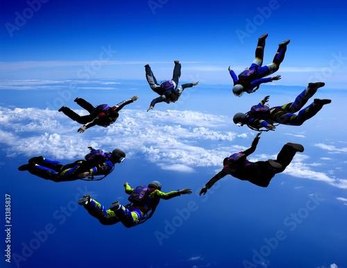 Sport is in sky - 21385837