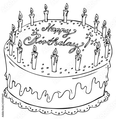 Gamesageddon Geburstag Geburtstagstorte Torte Katze
