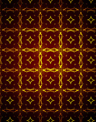 Fire abstract background for creative design. Grid design, patte