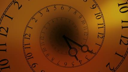 Spiral Clock (HD)