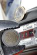 Gaszähler Erdgas Energiekosten