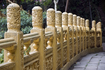 Golden Balustrade, Taiwan