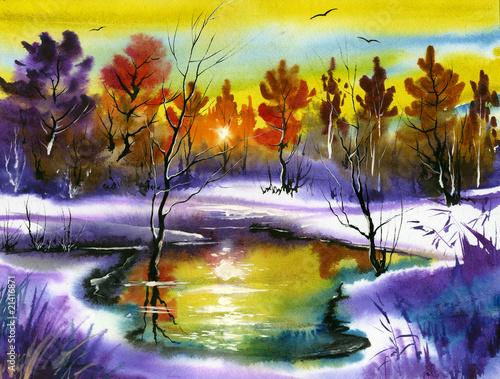 krajobraz-kolor-wody