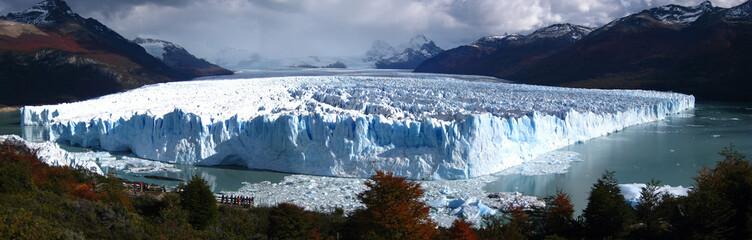 Panorama Perito Moreno